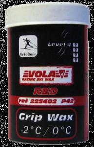 Stoupací vosk STICK P42 červený 225402 50g. -2°C / 0°C