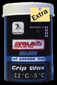 Stoupací vosk STICK P45 EXTRA modrý 225405 50g. -11°C / -5°C