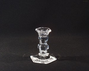 Svícen křišťálový 90901/00000/110 11cm