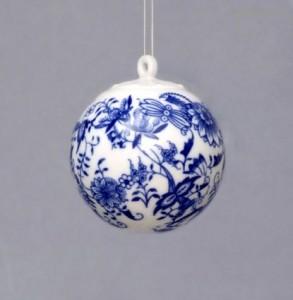 Vánoční ozdoba - koule C69