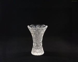 Váza křišťálová broušená 80029/57001/155 15,5 cm.