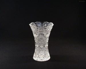 Váza křišťálová broušená 80029/57001/180 18cm.