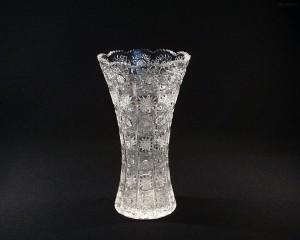 Váza křišťálová broušená 80029/57001/230 23 cm.