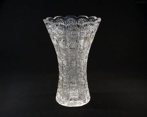 Váza křišťálová broušená 80029/57001/280 28 cm.