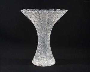 Váza křišťálová broušená 80080/57001/300  30cm. tanečnice