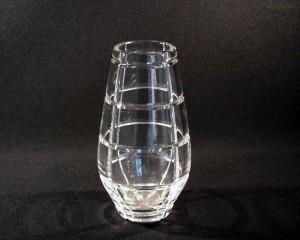 Váza křišťálová broušená 80513/10663/200  20cm.