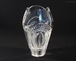 Váza křišťálová broušená 80744/22011/230  23cm.