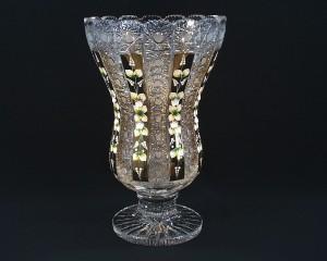 Váza křišťálová broušená 83040/57113/405 40,5cm