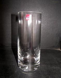 Váza válec 20,5cm.