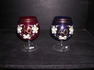 Výroční sklenice 40 400 ml. 1ks