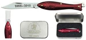 Zavírací nůž Rybička - limitovaná série 130-NAl-1/55