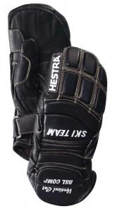 Závodní palčáky RSL Comp Vertical Cut rukavice černé