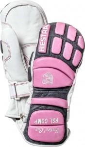 Závodní palčáky RSL Comp Vertical Cut růžové