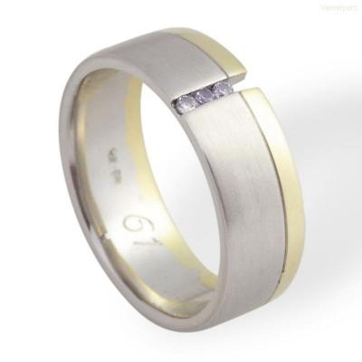 Snubní prsten č. 61  pár