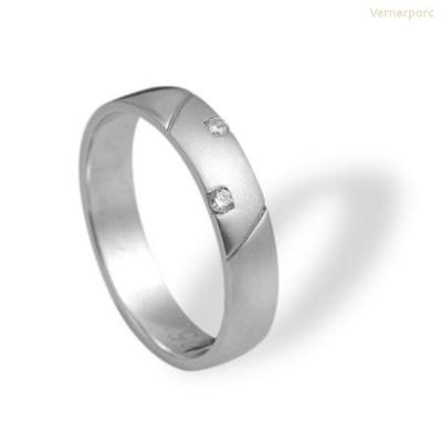 Snubní prsten č. 74  pár