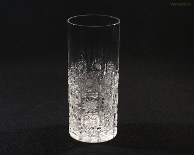 Sklenice křišťál long drink 20001/57001/350  350ml. 6ks. Tom Crystal Bohemia