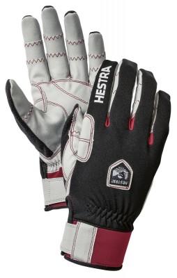 Běžecké rukavice Ergo Grip WINDSTOPPER® Race Hestra