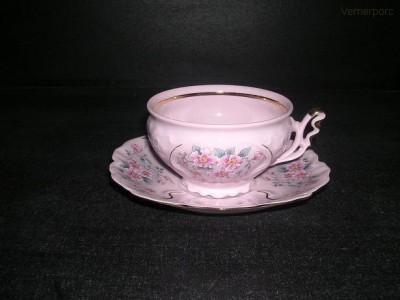 Čajový šálek s podšálkem Zuzka 288 Thun