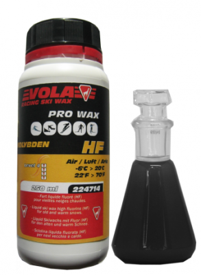 Fluorový tekutý vosk Molybden HF Yellow 250ml 224714 -6°C / +20°C
