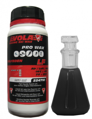Fluorový tekutý vosk Molybden LF Red - 250ml  224710 -14°C / -4°C