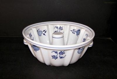Forma na bábovku Český porcelán