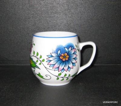 Hrnek baňák 0,3l. cibulák nature Český porcelán