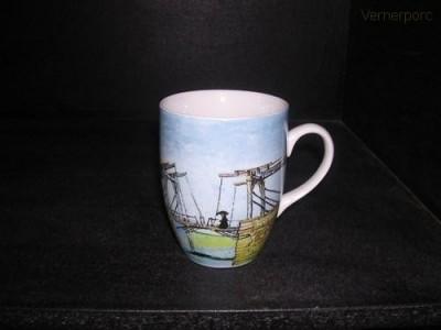 "Hrnek Van Gogh ""Most v Arles""  0,25 l. Thun"