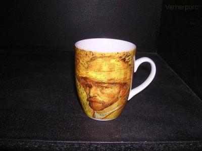 Hrnek Van Gogh portrét 0,25 l. Thun