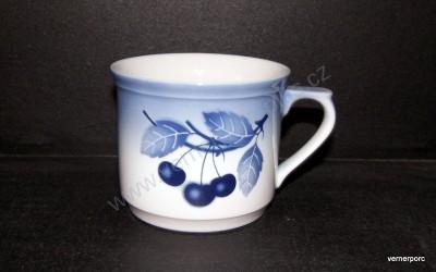 Velký hrnek Blue Cherry, 4ks. Thun