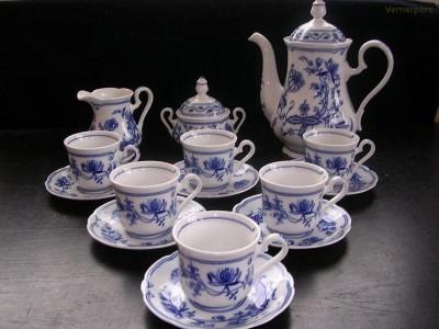 Kávová souprava Mary Anne 55 Leander Loučky