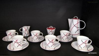 Kávová souprava Tom 5500 15d. Thun