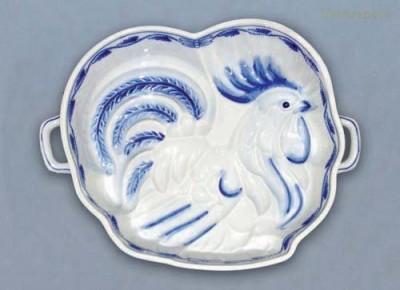 Kohout - pečící forma Český porcelán