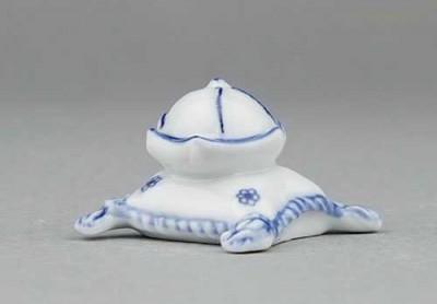 Koruna krále Melichara Český porcelán