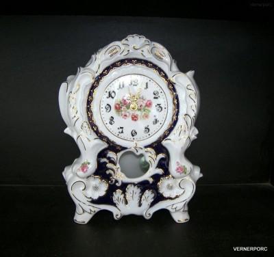 Krbové hodiny, dekor 440, 32 cm Leander Loučky