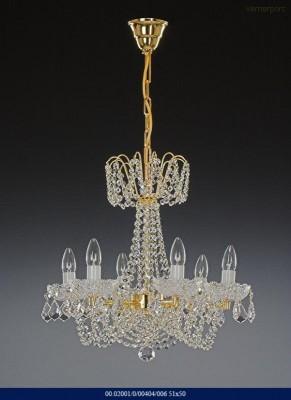 Křišťálový lustr brilliant Tom Crystal Bohemia