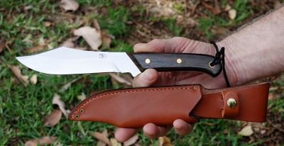 Lovecký nůž R108S Deer & Moose, Jelen a Los Grohmann