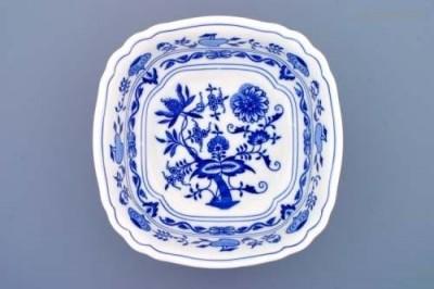 Mísa čtyřhranná italská 21 cm Český porcelán
