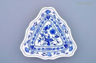 Porcelánová mísa tříhranná 19,5 cm Český porcelán