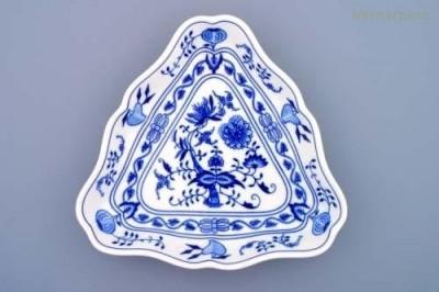 Porcelánová mísa tříhranná 24 cm Český porcelán