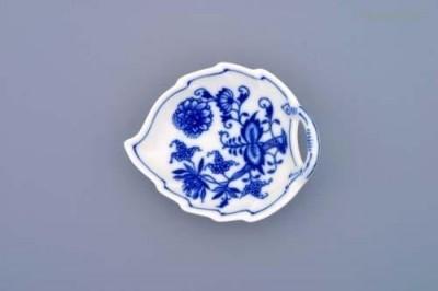 Miska ve tvaru listu 10,5 cm Český porcelán