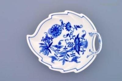 Miska ve tvaru listu 15 cm Český porcelán