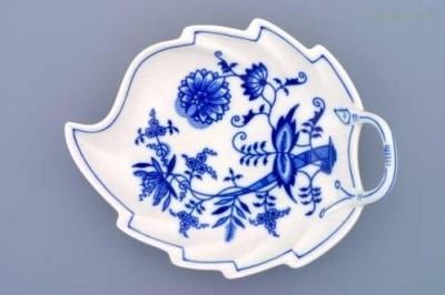 Miska ve tvaru listu 19 cm Český porcelán