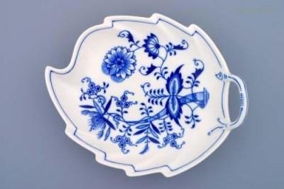 Miska ve tvaru listu 22 cm Český porcelán
