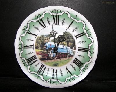 Nástěnné hodiny vlak3 25cm ZD