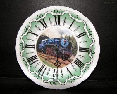 Nástěnné hodiny vlak4 25cm ZD