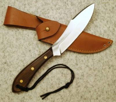 Pevný nůž R4S SURVIVAL Grohmann