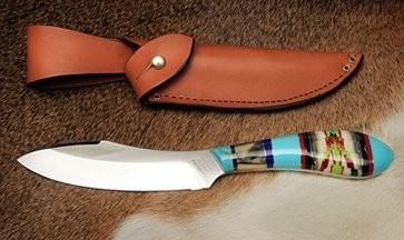 Pevný nůž T4S SURVIVAL Grohmann