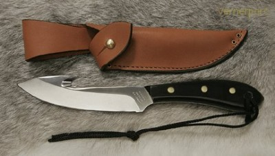 Pevný nůž W4SG SURVIVAL Grohmann