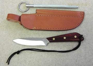 Pevný nůž X3SS BOAT ARMY, Yachtsman Knife Grohmann