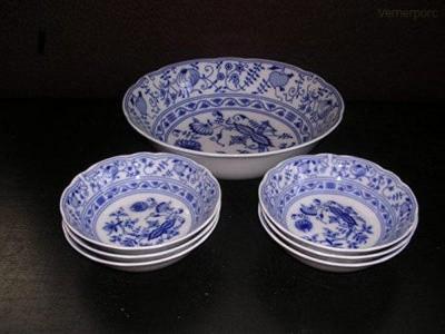 Porcelánová kompotová souprava Mary Anne 55 Leander Loučky